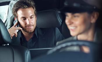 Autonoleggio con conducente ed esperte guide turistiche.