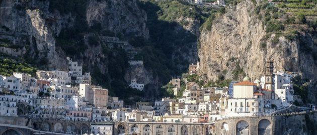 Sorrento, Positano, Amalfi