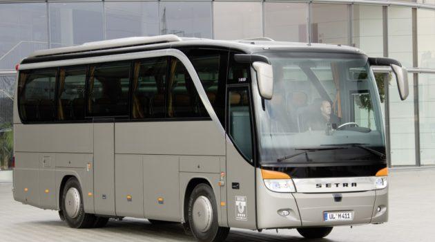 Setra S 411 Autobus